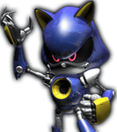 Sonic Rivals 2 - Metal Sonic 2