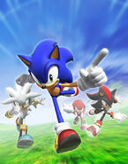 Sonic Rivals promo 4