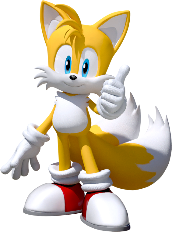 Sonic tails cosmo tmb