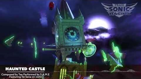 """Team Sonic Racing OST - """"Haunted Castle"""""""
