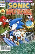 Archie Sonic Triple Trouble Issue 1