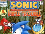 Archie Sonic the Hedgehog Triple Trouble