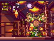 Chaotix Techno Tower Boss 9