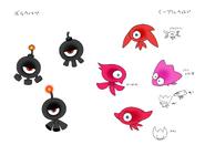 Crimson i Black koncept