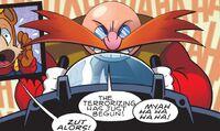Eggman Genesis