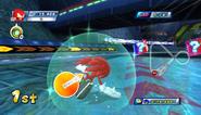 Mario Sonic Olympic Winter Games Gameplay 267