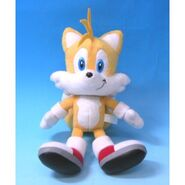 SegaToys SonicX PlushToy Tails