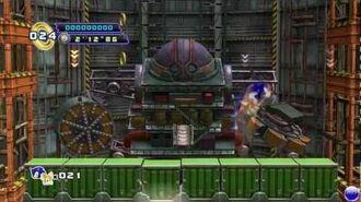 Sonic 4 Episode 2 Boss - Egg Scrap Mech (1080HD)-1