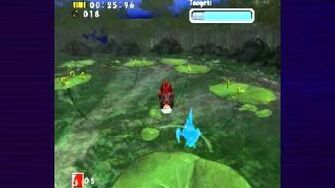 Sonic Adventure DX - Knuckles vs Chaos 4