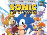 Sonic the Hedgehog: Legacy Volume 2