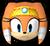 Sonic Runners Tikal Icon