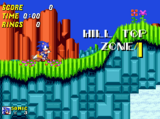 Hill Top Zone