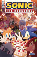 Sonic the Hedgehog: Anual 2020