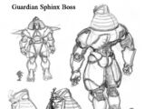Guardian Sphinx Boss