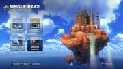 Dragon Canyon menu