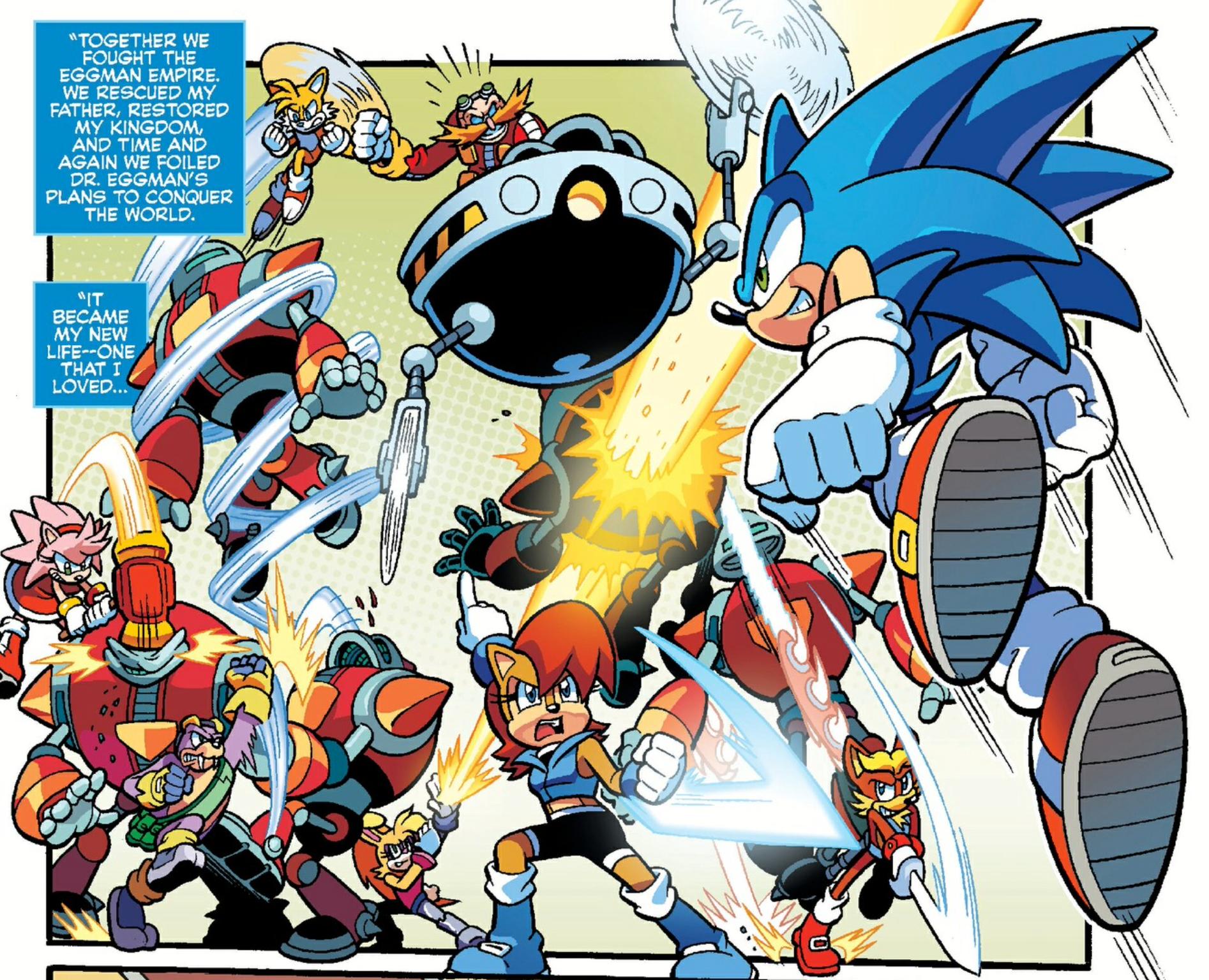 Eggman War Sonic News Network Fandom
