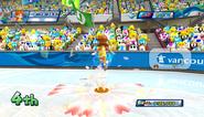 Mario Sonic Olympic Winter Games Gameplay 059
