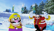 Mario Sonic Olympic Winter Games Opening 65