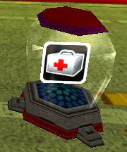 SA2 капсула с аптечкой