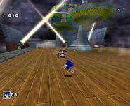 SA Sonic vs Gamma DX 4