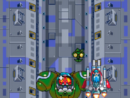 SegaSonic Cosmo Fighter 18
