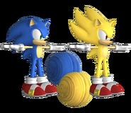 SonicForcesSonicModel