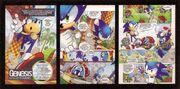 Sonic Genesis Panel Reveal