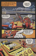 Sonic X issue 19 page 5