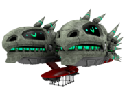 Colors Wii Model Frigate Skullian