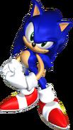 Dreamcast Adventure Sonic 3D
