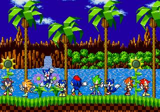 El grupo de Mario