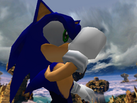SonicAdventure2 SpecialAttack
