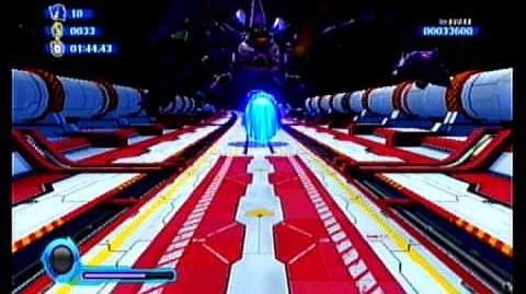 Sonic Colors Final Boss MAJOR SPOILERS