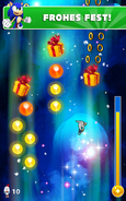 Sonic Jump Fever Christmas Event