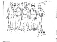 Sonic X Concept Art 164