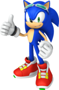 Free Riders Sonic art 1