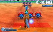 Mario Sonic Rio 3DS Gameplay 291