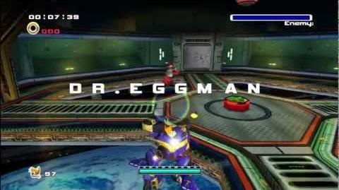 Sonic Adventure 2 Dr. Eggman Round 2 1080 HD