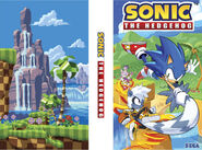 Sonic Box Set 1-4 Wrap Around