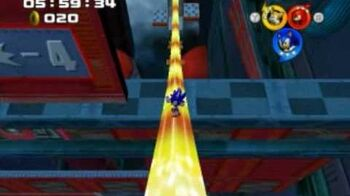 Sonic Heroes - Final Fortress(Super Hard)