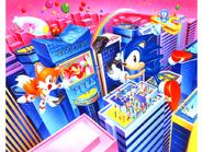 Sonic Screen Saver 42