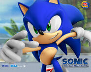 Sonic The Hedgehog Wallpaper 01