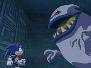 Sonic vs King Boom Boo