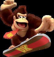 Winter Olympics Donkey Kong 2