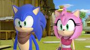 YAIBO Sonic and Amy