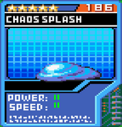 Chaos Splash
