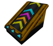 Colors Wii Model Rainbow Ramp