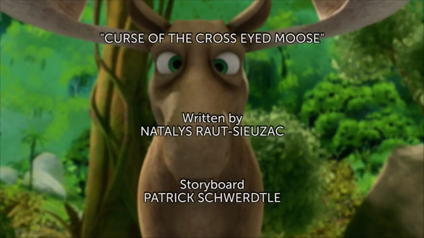 Curse of the Cross eyed moose