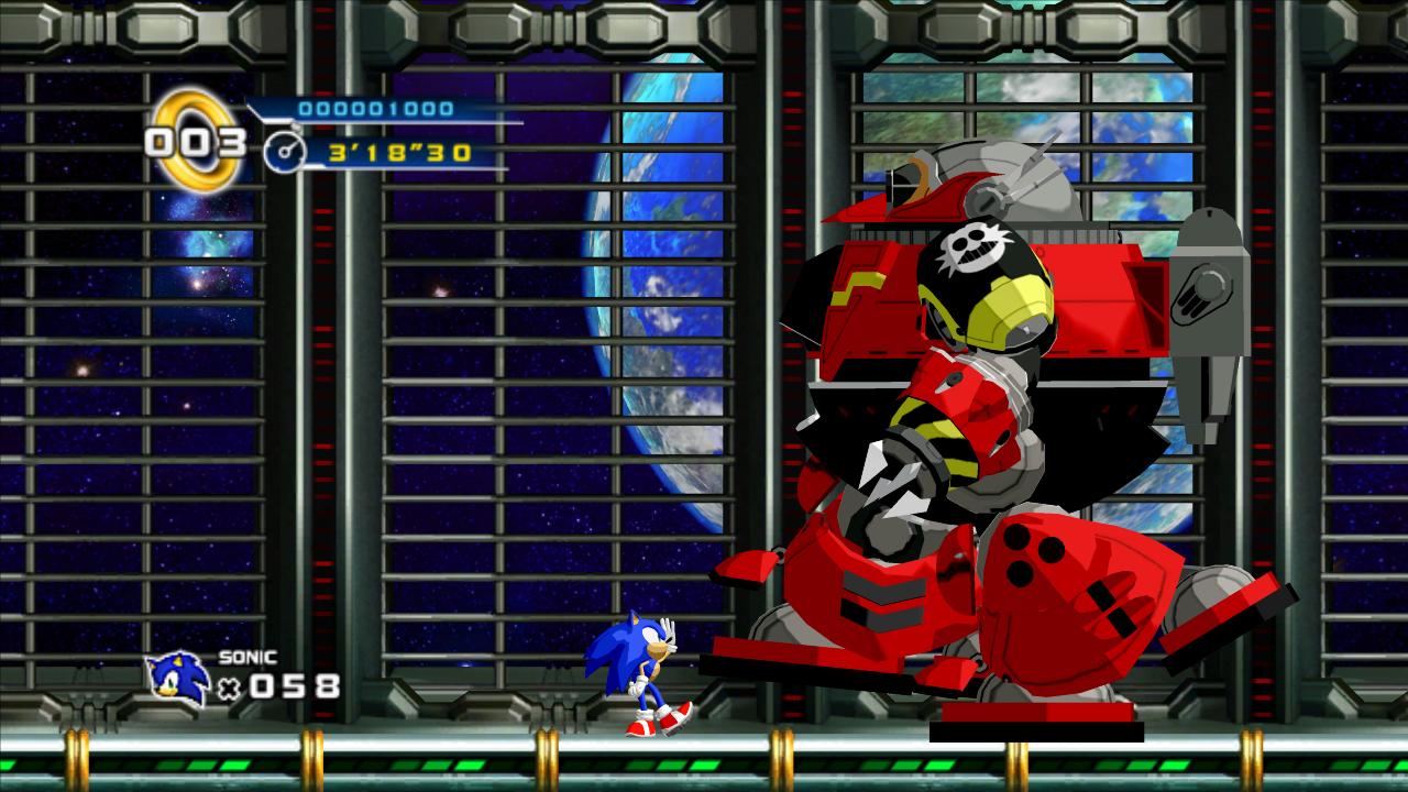 Death Egg Robot Sonic The Hedgehog 4 Episode I Sonic News Network Fandom