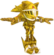 Excalibur Sonic - Modelo